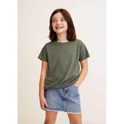 Jupe fille - Vêtements enfant 3-16 ans Mango kids en solde   La Redoute 05014446a70