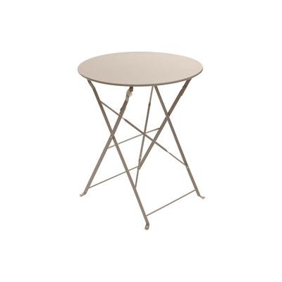 Petite table ronde de jardin | La Redoute