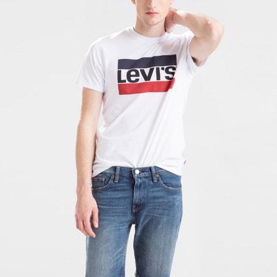 T-shirt met ronde hals T-shirt met ronde hals LEVI'S