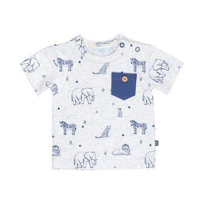 Feetje T-shirt animaux top bébé vêtements bébé Feetje T-shirt animaux top  bébé faf830f9070