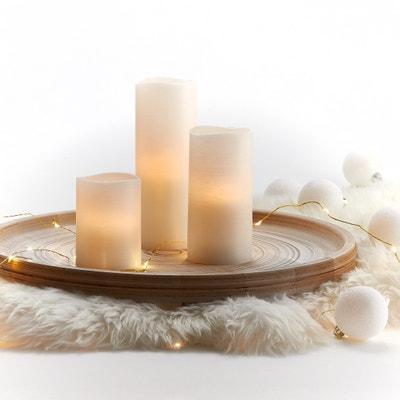 Kaarsen (set van 3) Led, op batterijen Kaarsen (set van 3) Led, op batterijen AM.PM