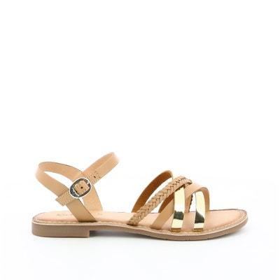 Leren sandalen Estellie Leren sandalen Estellie KICKERS