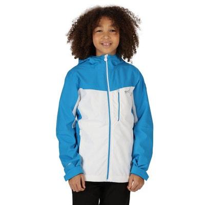 Regatta Junior Luca IV 3 en 1 Veste Imperméable Enfants Manteau d/'extérieur Vêtements