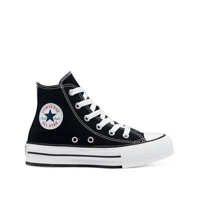 Chaussures converse noir | La Redoute
