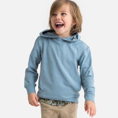 38b5f9684f6f2 Sweat garçon - Vêtements enfant 3-16 ans en solde | La Redoute