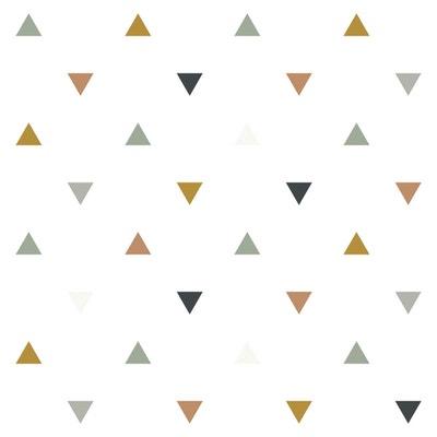Superieur Papier Peint Géométrique Triangle Papier Peint Géométrique Triangle  LILIPINSO