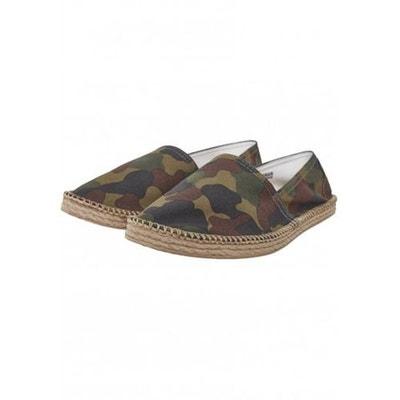 Espadrilles camouflage en coton Espadrilles camouflage en coton URBAN  CLASSICS 2572bab22e82