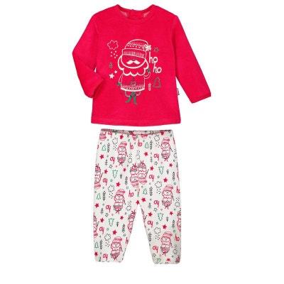 5decad4b81ef7 Pyjama bébé 2 pièces Ho Ho PETIT BEGUIN