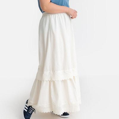84370688a9a6 Jupe longue femme grande taille - Castaluna