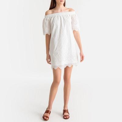 92326a3b31da Vestidos Blancos Cortos | La Redoute