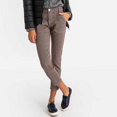 Jeans regular dritto, righe sottili Jeans regular dritto, righe sottili LA REDOUTE COLLECTIONS