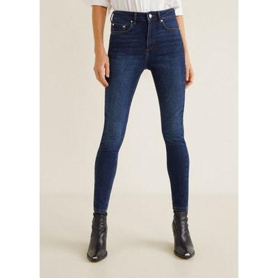 3fdaa97bcec Jean taille haute skinny Jean taille haute skinny MANGO
