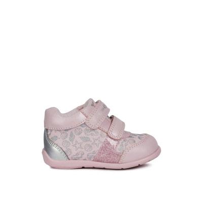 0c04458205f2c Chaussures bébé fille 0-3 ans Geox