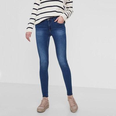 2a3bba96551b Jean Skinny Shape Up Longueur 30 VERO MODA