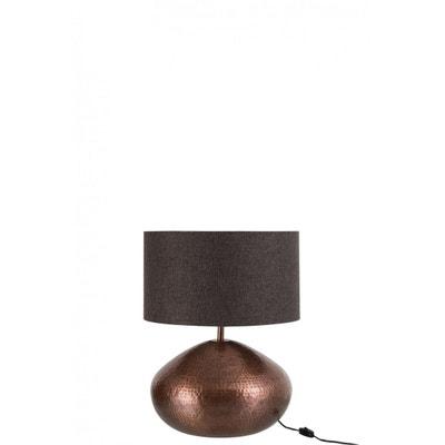 lampe de chevet cuivre la redoute. Black Bedroom Furniture Sets. Home Design Ideas