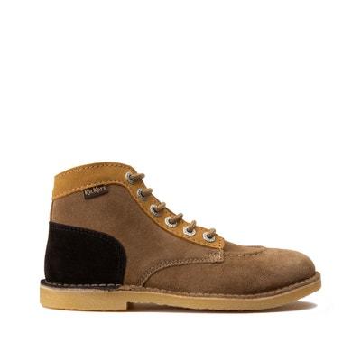 grande vente 5b754 980ad Boots beige femme | La Redoute