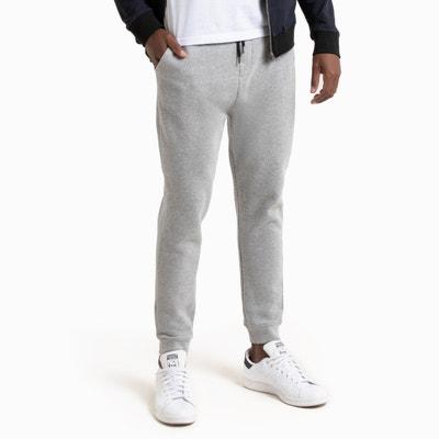Jogpant in molton met elastische tailleband, Alban Jogpant in molton met elastische tailleband, Alban LA REDOUTE COLLECTIONS