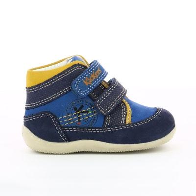 93fe66c8339 Hoge leren sneakers Bins KICKERS