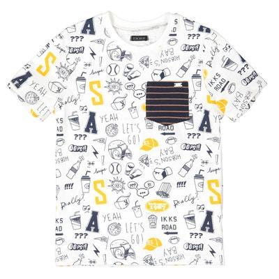 88aad085ab509 T-shirt imprimé 4-14 ans T-shirt imprimé 4-14 ans