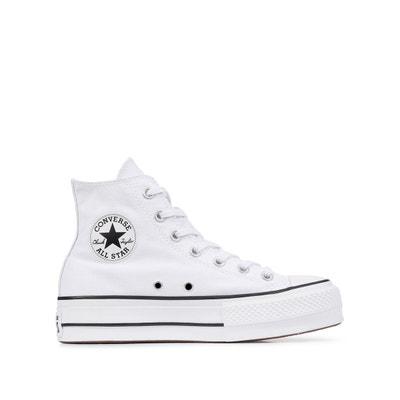 Chaussures converse blanche | La Redoute