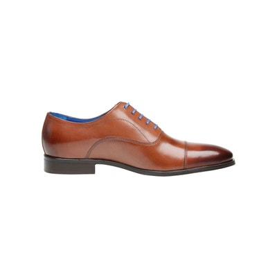 64e67cd576f3c7 5602 BL , Chaussures de ville , Cuir SHOEPASSION