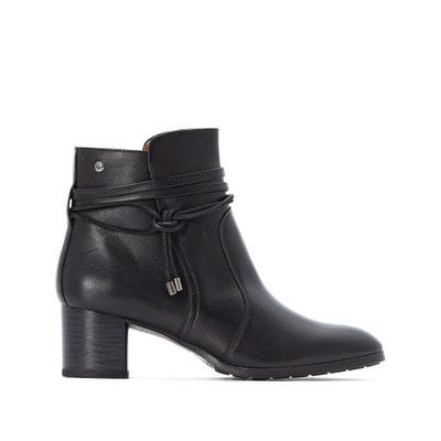 1178642de44 Women's Ankle Boots | Flat & Heeled Ankle Boots | La Redoute