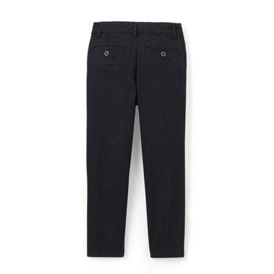 e4f0b3701391 Pantalon chino 3-12 ans Pantalon chino 3-12 ans LA REDOUTE COLLECTIONS
