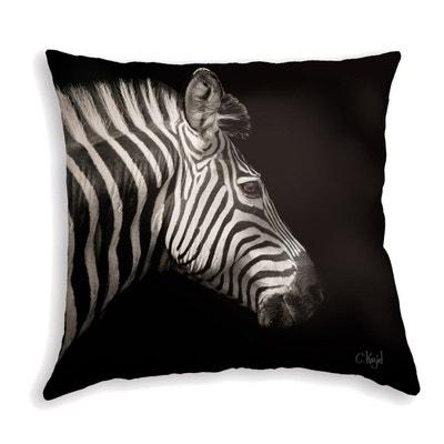 Coussins zebre   La Redoute