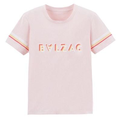 T- shirt imprimé devant T- shirt imprimé devant BALZAC PARIS X LA REDOUTE  COLLECTIONS 077960ecd28