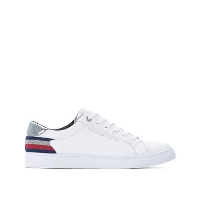 f30fd3706eb8 Baskets cuir Essential Sneaker TOMMY HILFIGER