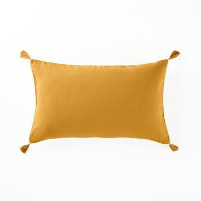 Coussin orange | La Redoute