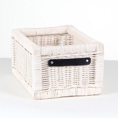 Panier, boîte de rangement Casame en solde   La Redoute 426a9cdfe538