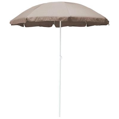 Parasol déporté, chauffant - Pieds, housse | La Redoute