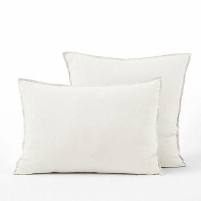taie d'oreiller enfant Esprit Liberty Blanc et Gris · Blanc