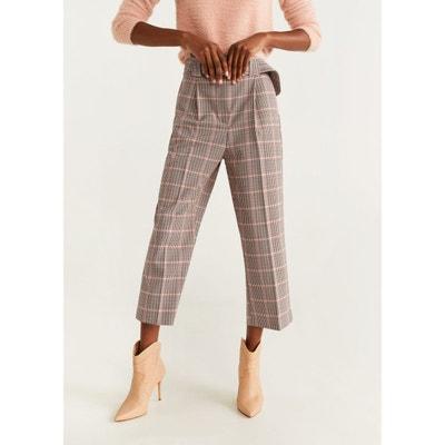 brillance des couleurs remise spéciale de dernier style Pantalon pied de poule femme   La Redoute