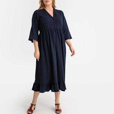 ed92ff7ad86 Robe longue femme grande taille - Castaluna