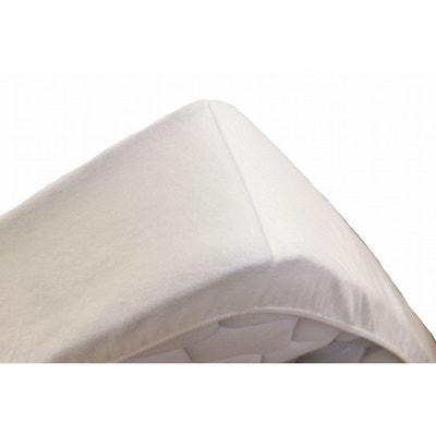 la redoute protège matelas coton bio