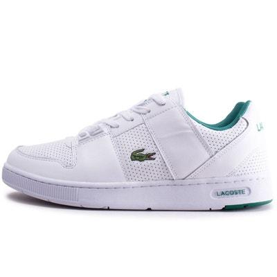 f3ba016372fec Chaussures lacoste blanche   La Redoute
