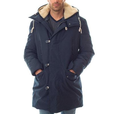 Manteau grande taille Schott Polyester