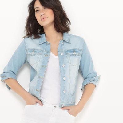 La Bleue Femme Jeans Veste Redoute wq7t5E