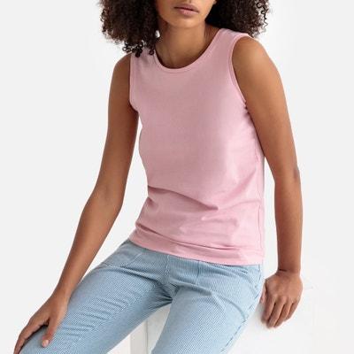 73c7212e4b Camiseta sin mangas 100% algodón