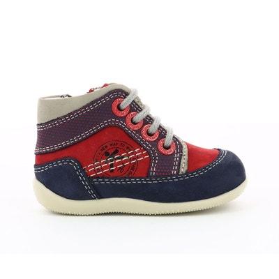 2a03498485c Boots cuir Biboy Boots cuir Biboy KICKERS