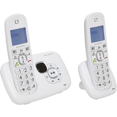 telephone fixe duo design