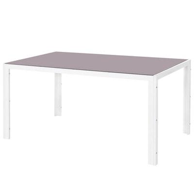 Table de jardin metallique | La Redoute