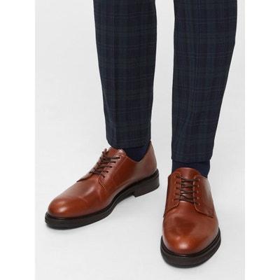 Chaussures homme couleur cognac   La Redoute
