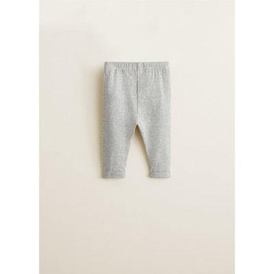 21837fcbb3b64 Leggings coton bio MANGO BABY