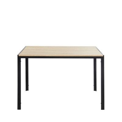 Table Carrée 120x120 Avec Rallonge La Redoute