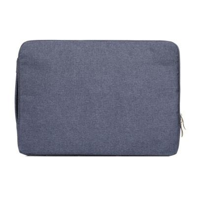 d6c2a849b1 Housse ordinateur portable 15.4 pouces pochette macbook pro Bleu jean YONIS