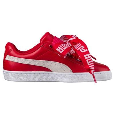 chaussures de sport 35760 28111 Basket puma bordeaux femme | La Redoute