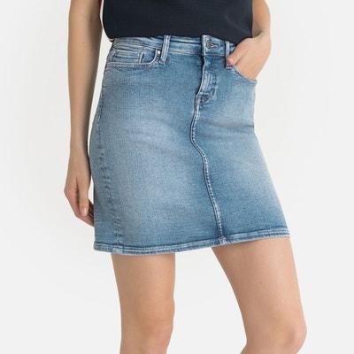 ded1f363b50 Jupe en jean courte Jupe en jean courte TOMMY HILFIGER